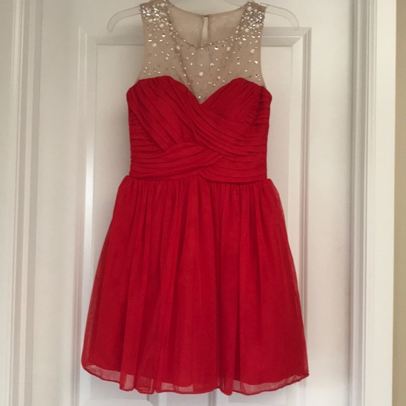 City Studio Dresses & Skirts - Red prom/homecoming dress